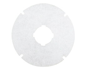 キョーワナスタ KS-8840PRシリーズ用 花粉除去フィルター 直径86ミリ 単品販売 24個まで1通のメール便可