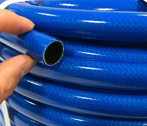 耐圧マリンブルーホース内径15ミリ30メートル巻き(水道ホース)耐圧・耐寒
