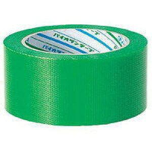 パイオラン クロス 塗装養生テープ グリーン(マスクライトテープ 弱粘着テープ) 幅50ミリ×長さ25メートル 台風対策に常備 床養生用 建築養生用に。簡単に手で切れます。