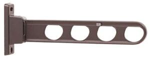 腰壁用ホスクリーン ローコストタイプHD型 HD-45 2本セット(取付パーツは別売です。) 角度変更と収納が可能!