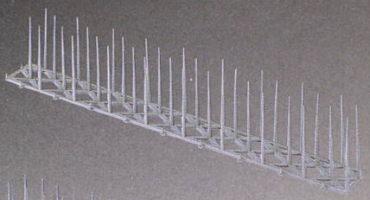 鳩よけ(フン害防止マットA型 ハトプロテクター)長さ600ミリ 高さ103ミリ 鳥がとまるのを防ぐ! 02P29Jul16