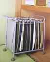 スラックスハンガー ズボンを20本収納