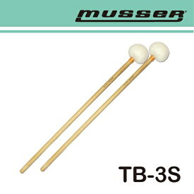 マッサー : ティンパニマレット TB-3S(ソフト)