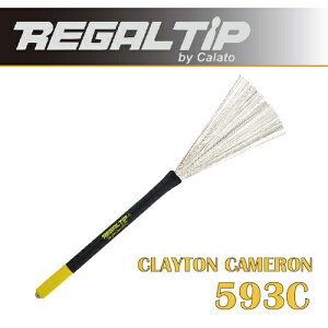 リーガルティップ : ワイヤーブラシ クレイトン・キャメロンモデル 593C