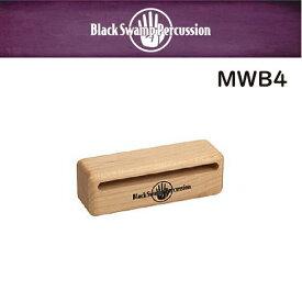 ブラックスワンプ : ウッドブロック MWB4 タイニー