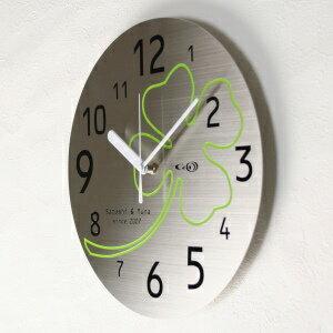 GHOオリジナルステンレス掛け時計D-02