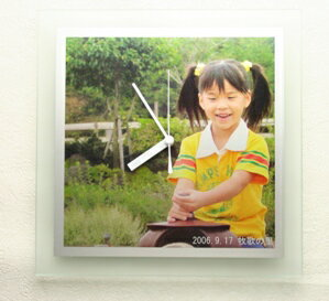 GHOオリジナル時計「Mypicture」