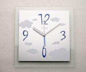 GHOオリジナルデザイン掛時計AG-0101型(クリア)