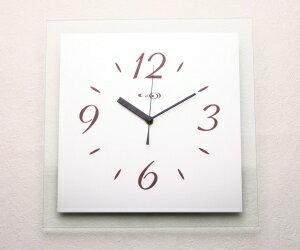 GHOオリジナルデザイン掛時計AG-0102型(クリア)