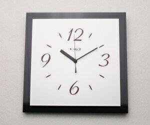 GHOオリジナルデザイン掛時計AG-0402型(ブラック)