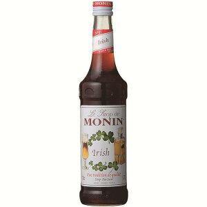 6本(1ケース)単位 ギフト プレゼント モナン アイリッシュシロップ 700ml瓶6本入り 輸入者 日仏貿易