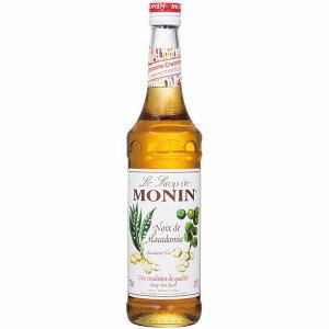 ギフト プレゼント  モナン マカダミアンナッツシロップ 700ml瓶 2本 原産国マレーシア 輸入者 日仏貿易