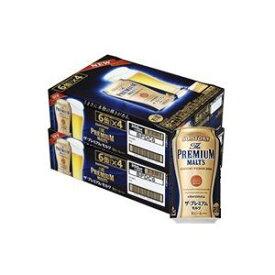 ギフト プレゼント 父の日 ビール サントリー ザ・プレミアムモルツ 350ml缶 6缶パック×4入 2ケース48本入り サントリー 送料無料