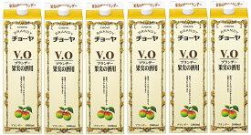 果実酒用 ブランデー チョーヤ ブランデー VO パック 1.8L 6本 和歌山県 チョーヤ梅酒 梅酒 チョーヤ