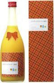 ミルクたっぷりマンゴー梅酒 720ml 箱入り アルコール 8% 福岡県 研醸 梅酒 ギフト