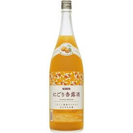 1回のご注文で6本まで 6本まで送料1本分 北海道 沖縄と周辺離島は除く。 キリンにごり杏露酒1.8L 静岡県 キリンディスティラリー