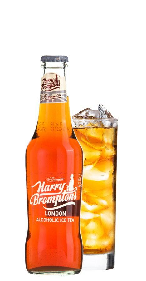 1ケース単位2ケースまで送料1梱包分北海道、沖縄、離島除く。ヤマト運輸ハリーのロンドンアイスティー275ml瓶24本入り輸入元:日本ビール