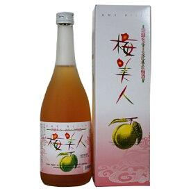 ギフト プレゼント 家飲み 家呑み リキュール 梅酒 梅美人 13% 720ml瓶 瑞穂酒造 沖縄県