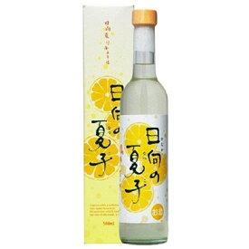 1ケース単位12本入 リキュール 日向の夏子 12% 500ml瓶 1ケース12本入 井上酒造