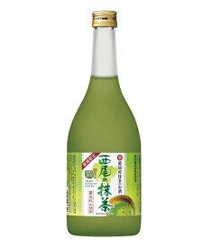 お中元 ギフト プレゼント リキュール 寶 愛知産抹茶のお酒 西尾の抹茶 720ml瓶 1ケース6本入り 宝酒造 送料無料