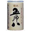 ギフト プレゼント ハロウィン 家飲み ヤマト運輸にて にごり酒 菊水 五郎八 ごろはち21° 180ml缶×30本 =1ケース に…