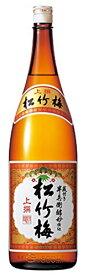 ギフト プレゼント 父の日 清酒 日本酒 喜びの酒 上撰 松竹梅 1800ML瓶 1本 京都府 宝酒造 お祝い 御祝