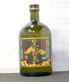 ギフト プレゼント  黒霧島25度720ml瓶4本 芋焼酎クロキリ 宮崎県 霧島酒造