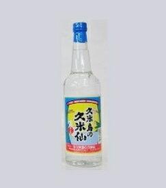 ギフト プレゼント 泡盛 久米島 久米仙 30度 600ml瓶 6本 沖縄県 久米島の久米仙 送料無料 増税