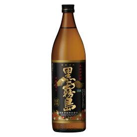 ギフト プレゼント 黒霧島 25度 900ml瓶 4本 芋焼酎 クロキリ 宮崎県 霧島酒造