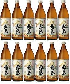 1ケース単位 白霧島25度900ml瓶 ×12本=1ケース 芋焼酎 白キリ 宮崎県 霧島酒造