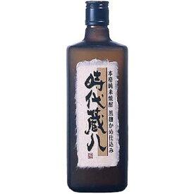 ギフト プレゼント 米焼酎 25°時代蔵八 じだいくらはち 720ml瓶 4本 熊本県 堤酒造 送料無料 増税