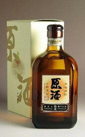ギフト プレゼント 限定品 芋焼酎 37°さつま白波原酒 720ml瓶 4本 鹿児島県 薩摩酒造 送料無料