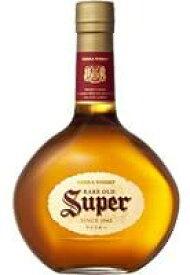 ギフト プレゼント 敬老の日 家飲み スピリッツ ジャパニーズ ウイスキー ニッカ スーパーニッカ 40度 700ml瓶 1ケース単位12本入り アサヒビール