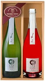 京都のワイナリー ギフト プレゼント 敬老の日 家飲み てぐみセットTGM30 750ml×2本 京都府 丹波ワイン