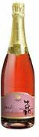 山形のワイナリー ギフト プレゼント ハロウィン 家飲み 高畠ワイン 嘉スパークリング ロゼ 720ml瓶やや甘口 山形県 高畠ワイン