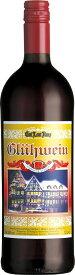 送料12本まで1本分 ギフト プレゼント 父の日 家飲み ヤマト運輸 今 注目のホットワイン グートロイトハウス・グリューワイン 赤1L EU 輸入元 白鶴酒造