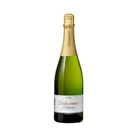 ギフト プレゼント CAVA スパークリングワイン コドーニュ デラピエ・ブリュット 白750ml スペイン 辛口