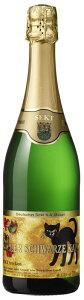 ギフト プレゼント 家飲み 家呑み スパークリングワイン G.A.Sツェラ−シュヴァルツカッツゼクト 白375ml ドイツ やや甘口