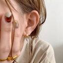 フープピアス シルバー925 小さめ 小ぶり シルバー ゴールド 人気 かわいい おしゃれ 韓国ファッション 韓国 韓流アク…