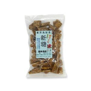 喜界島 荒木食品 手づくり新糖 300g 自然食品