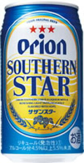 오리온 맥주 SOUTHERNSTAR 남부 스타 350ml 1 케이스 (24 캔)