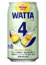 WATTA〈ワッタ〉リラックスシークヮーサー 350ml 1ケース(24缶)