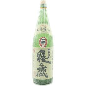 黒糖焼酎 三年寝太蔵 30度/1800ml 喜界島