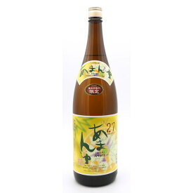 【黒糖焼酎】あまんゆ 27度/1800ml【徳之島】