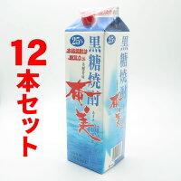 奄美25度/1800ml紙パック