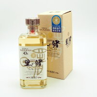 【黒糖焼酎】里の曙ゴールド43度/720ml
