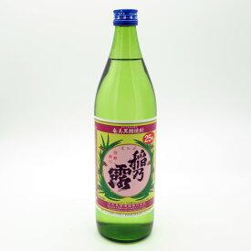 【黒糖焼酎】 稲の露 25度/900ml