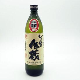 【黒糖焼酎】【喜界島】しまっちゅ伝蔵 25度/900ml