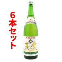 【黒糖焼酎】高倉30度/1800ml6本セット