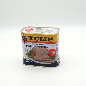 TULIP チューリップ ハム(ポークランチョンミート) 340g